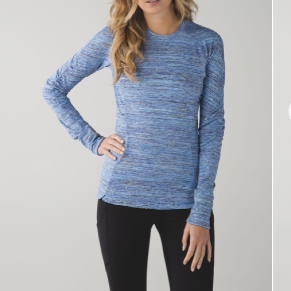 lululemon athletica Tops - Lululemon Runderful long sleeve shirt, size 10